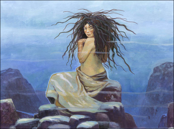 sedna+mythology