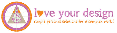 Love Your Design Logo